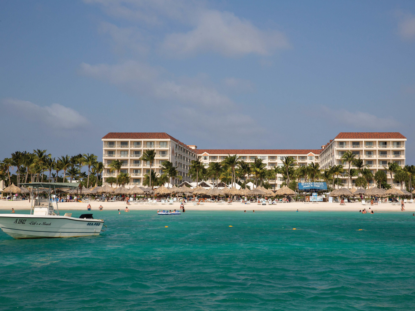 marriott beach club aruba the best beaches in the world. Black Bedroom Furniture Sets. Home Design Ideas