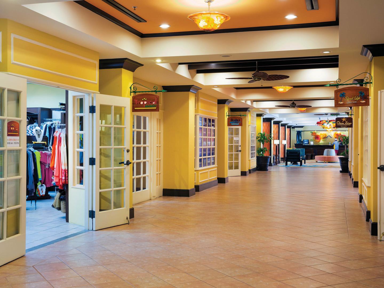 Marriott's Aruba Ocean Club Shopping. Marriott's Aruba Ocean Club is located in Palm Beach,  Aruba.