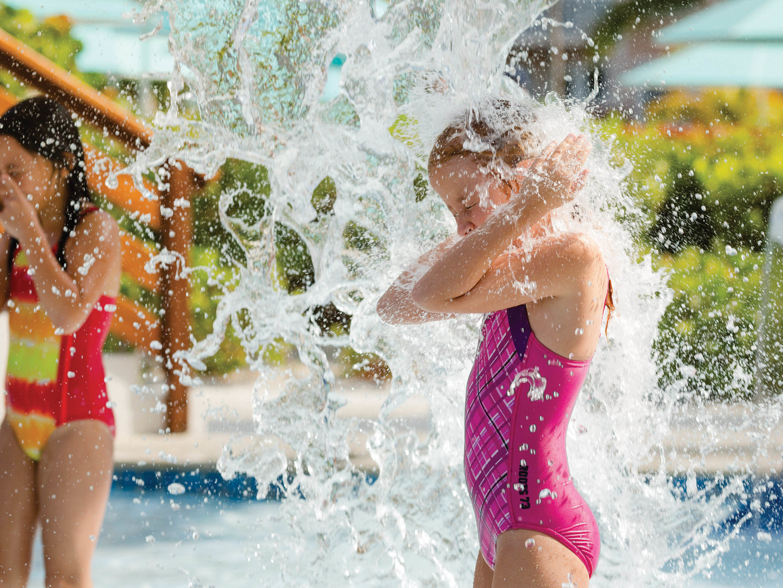 Marriott's Aruba Surf Club<span class='trademark'>®</span> Splash Zone. Marriott's Aruba Surf Club<span class='trademark'>®</span> is located in Palm Beach,  Aruba.
