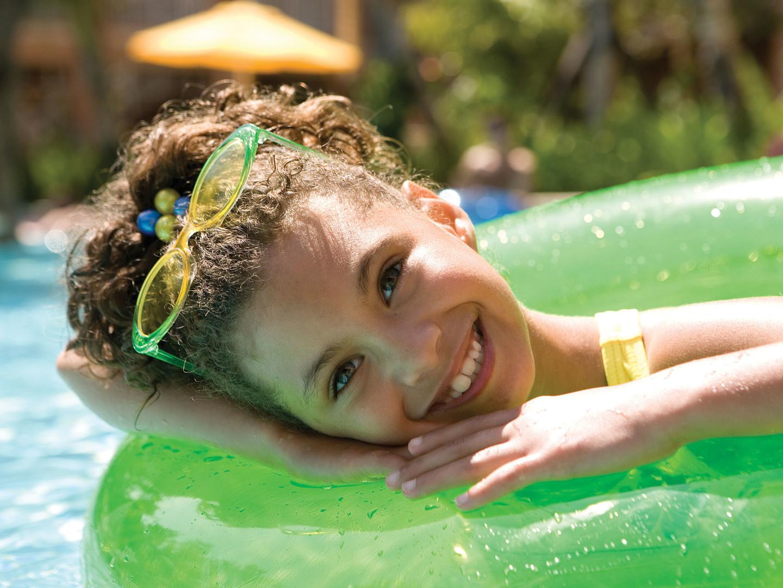 Marriott's Aruba Surf Club<span class='trademark'>®</span> Serenity Pool. Marriott's Aruba Surf Club<span class='trademark'>®</span> is located in Palm Beach,  Aruba.