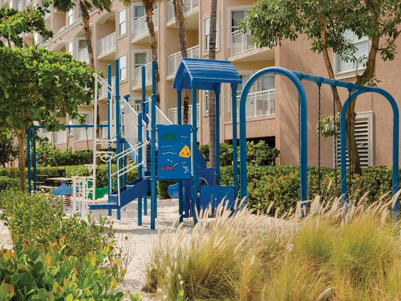 Marriott's Aruba Surf Club<span class='trademark'>®</span> Playground. Marriott's Aruba Surf Club<span class='trademark'>®</span> is located in Palm Beach,  Aruba.