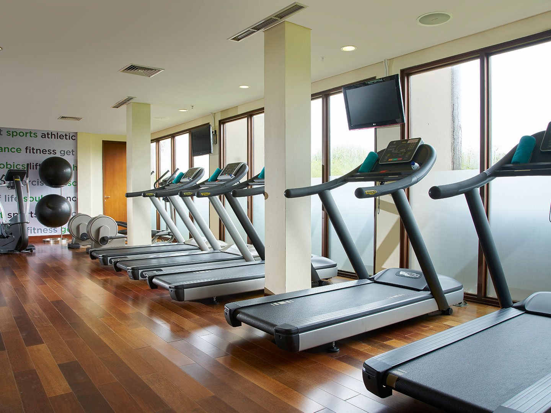 Marriott's Bali Nusa Dua Gardens Fitness Center. Marriott's Bali Nusa Dua Gardens is located in Nusa Dua,  Indonesia.