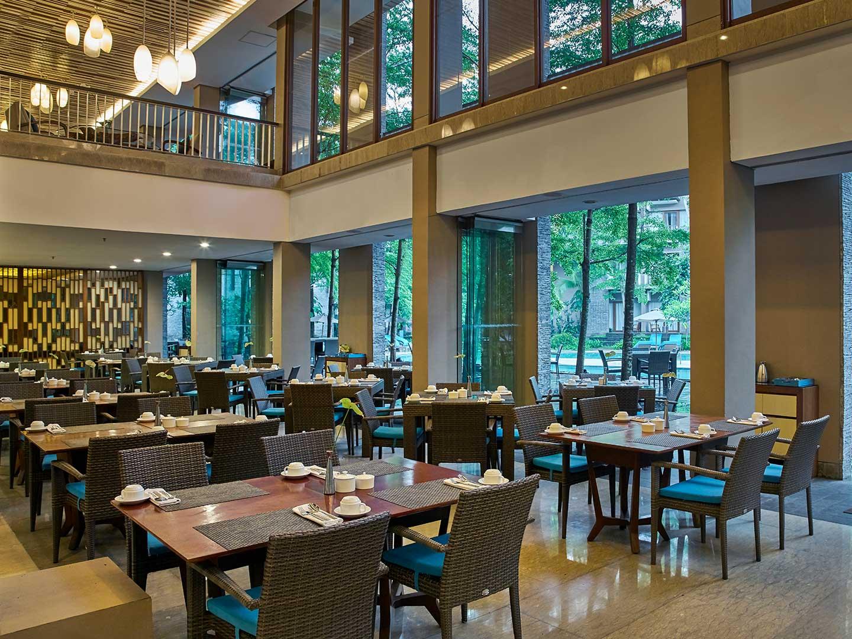 Marriott's Bali Nusa Dua Gardens MoMo Café - Dining Area. Marriott's Bali Nusa Dua Gardens is located in Nusa Dua,  Indonesia.