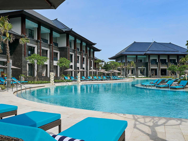 Marriott's Bali Nusa Dua Gardens Outdoor Pool. Marriott's Bali Nusa Dua Gardens is located in Nusa Dua,  Indonesia.