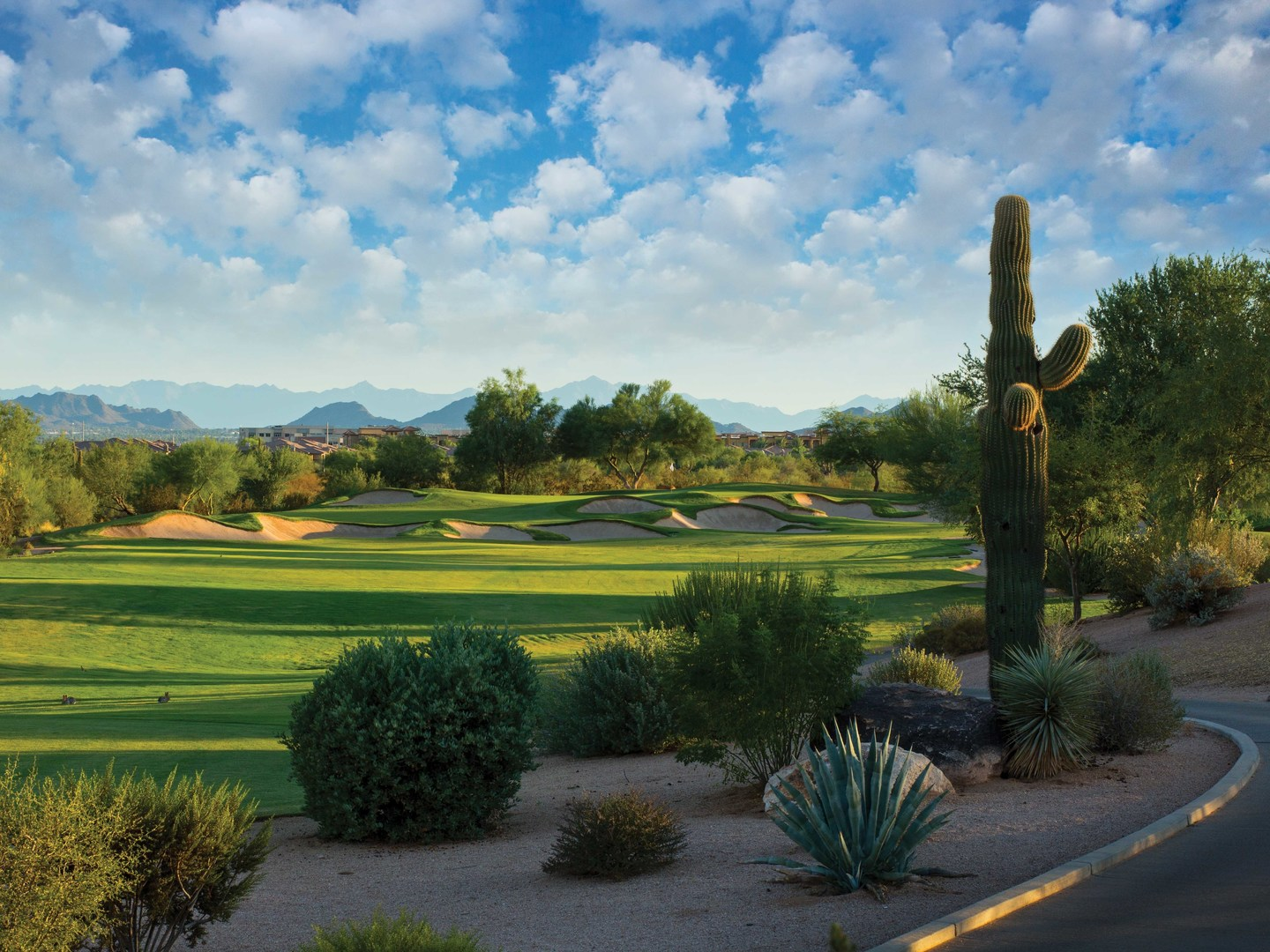 Marriott's Canyon Villas Off property Golf. Marriott's Canyon Villas is located in Phoenix, Arizona United States.