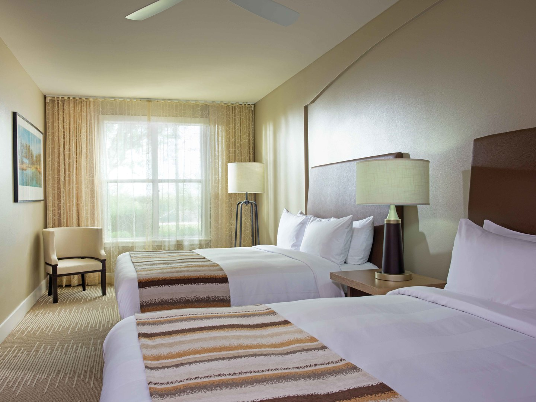 Marriott's Canyon Villas Villa Guest bedroom. Marriott's Canyon Villas is located in Phoenix, Arizona United States.