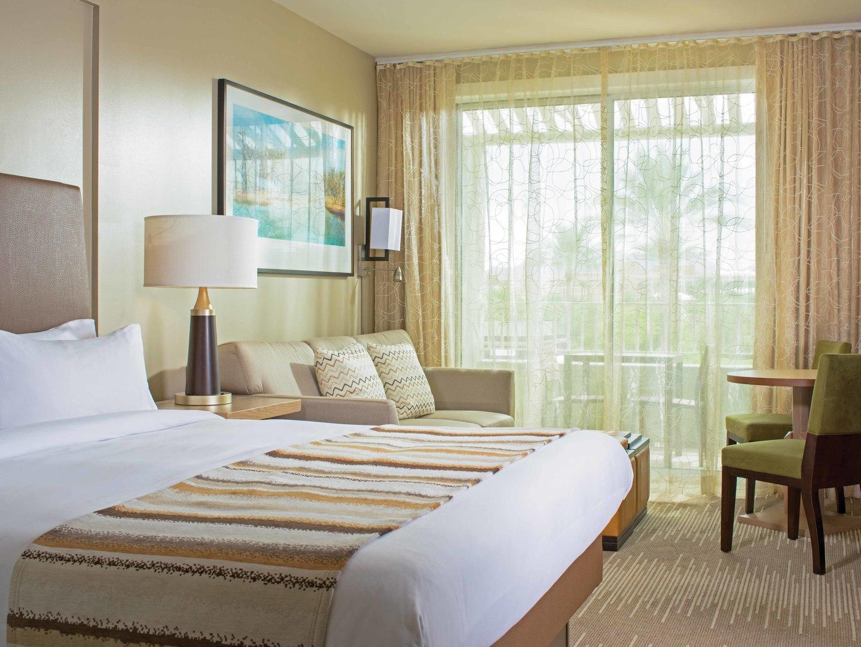 Marriott's Canyon Villas Villa Guestroom Lockoff. Marriott's Canyon Villas is located in Phoenix, Arizona United States.