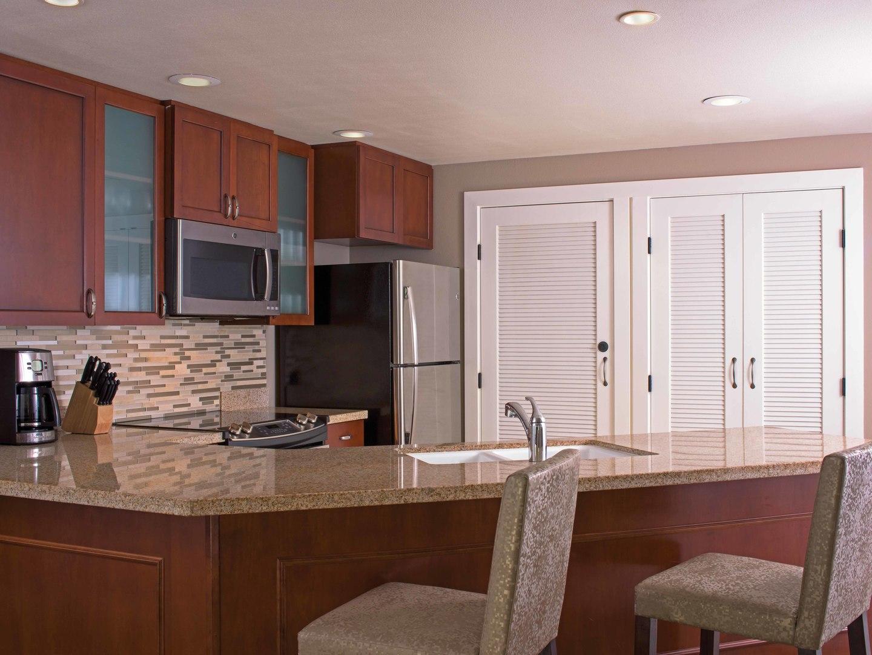 Marriott's Canyon Villas Villa Kitchen. Marriott's Canyon Villas is located in Phoenix, Arizona United States.