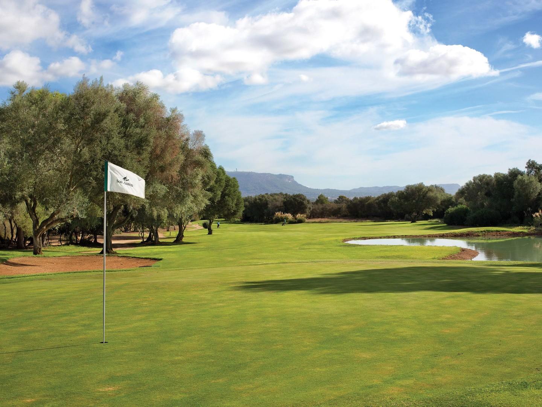 Marriott's Club Son Antem Golf. Marriott's Club Son Antem is located in Mallorca,  Spain.
