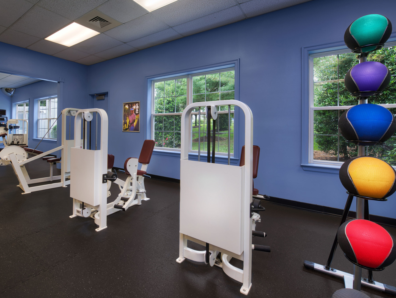 Marriott's Fairway Villas Fitness Center. Marriott's Fairway Villas is located in Galloway, New Jersey United States.