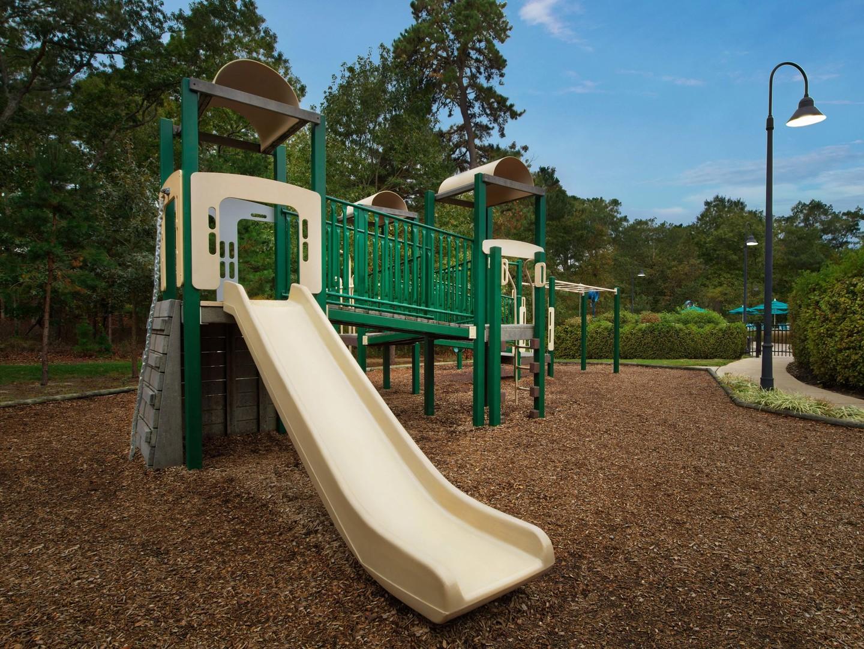 Marriott's Fairway Villas Playground. Marriott's Fairway Villas is located in Galloway, New Jersey United States.