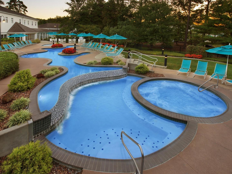 Marriott's Fairway Villas Mineral Pool. Marriott's Fairway Villas is located in Galloway, New Jersey United States.