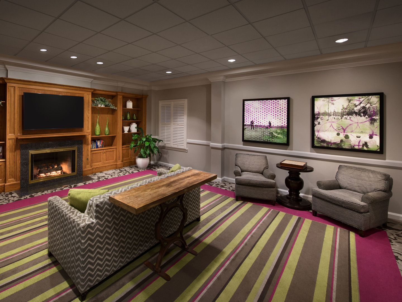 Marriott's Fairway Villas Lounge Area. Marriott's Fairway Villas is located in Galloway, New Jersey United States.
