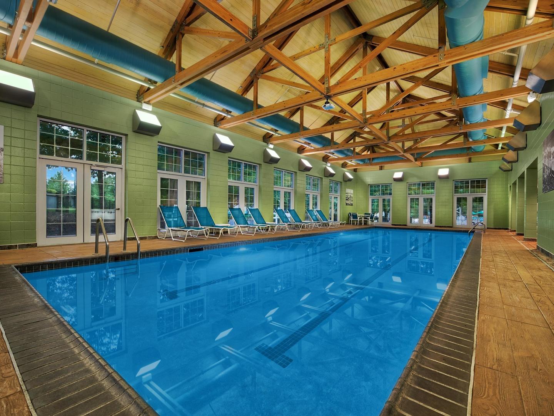 Marriott's Fairway Villas Indoor Pool. Marriott's Fairway Villas is located in Galloway, New Jersey United States.