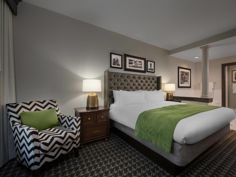 Marriott's Fairway Villas Villa Master Bedroom. Marriott's Fairway Villas is located in Galloway, New Jersey United States.
