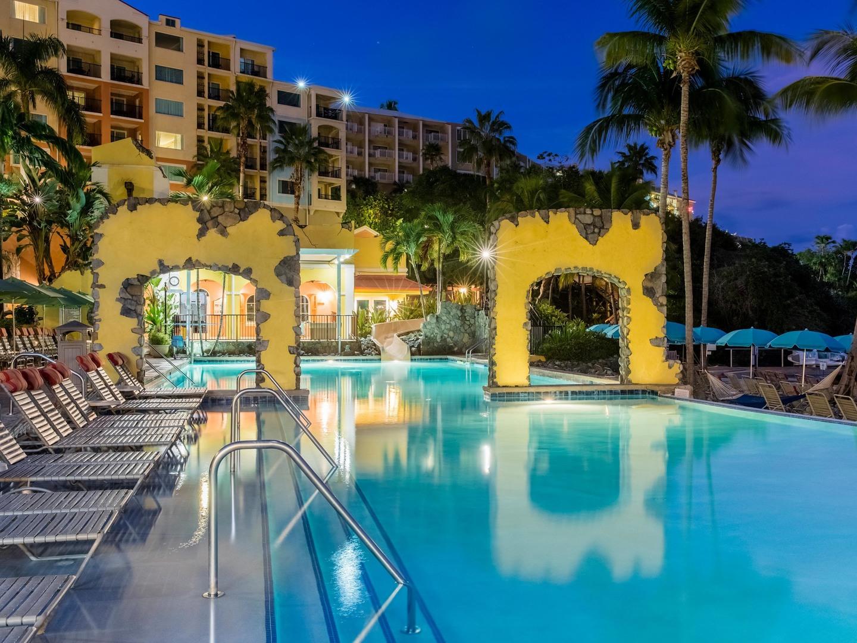 islands tortola virgin in hotels Marriott british