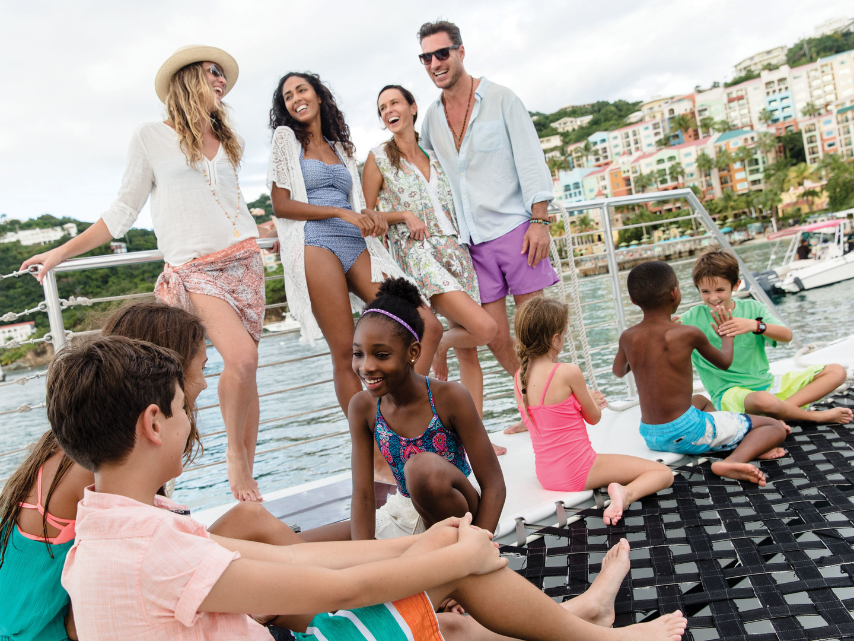 Marriott's Frenchman's Cove Catamaran Excursion. Marriott's Frenchman's Cove is located in St. Thomas, US Virgin Islands United States.