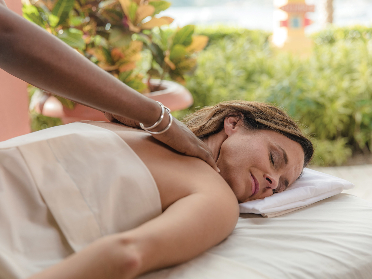 Marriott's Frenchman's Cove Spa. Marriott's Frenchman's Cove is located in St. Thomas, US Virgin Islands United States.