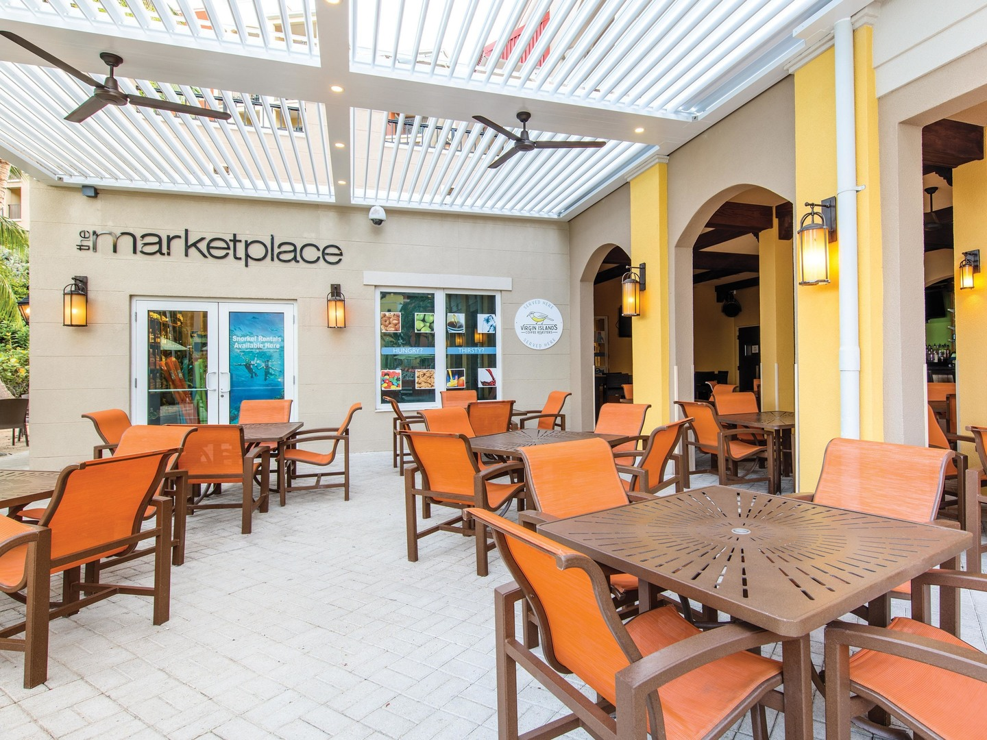 Marriott's Frenchman's Cove Marketplace. Marriott's Frenchman's Cove is located in St. Thomas, US Virgin Islands United States.