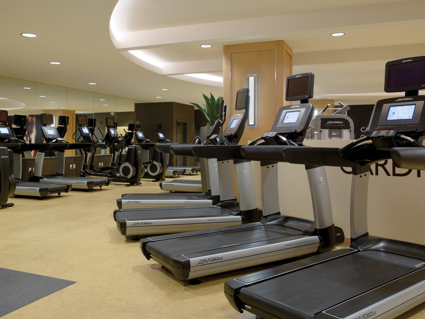 Marriott's Grand Chateau<span class='trademark'>®</span> Fitness Center. Marriott's Grand Chateau<span class='trademark'>®</span> is located in Las Vegas, Nevada United States.
