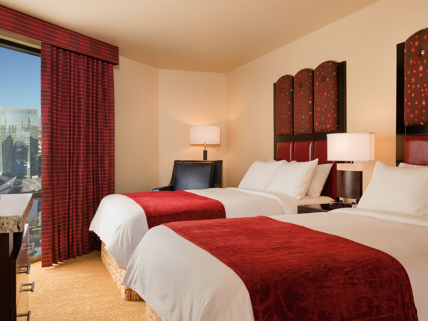 Accommodations Marriott S Grand Chateau Las Vegas Resort Nevada Usa