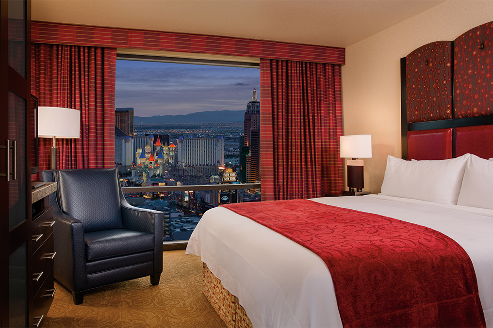 Marriott's Grand Chateau<span class='trademark'>®</span> 1-Bedroom (Tower 1). Marriott's Grand Chateau<span class='trademark'>®</span> is located in Las Vegas, Nevada United States.