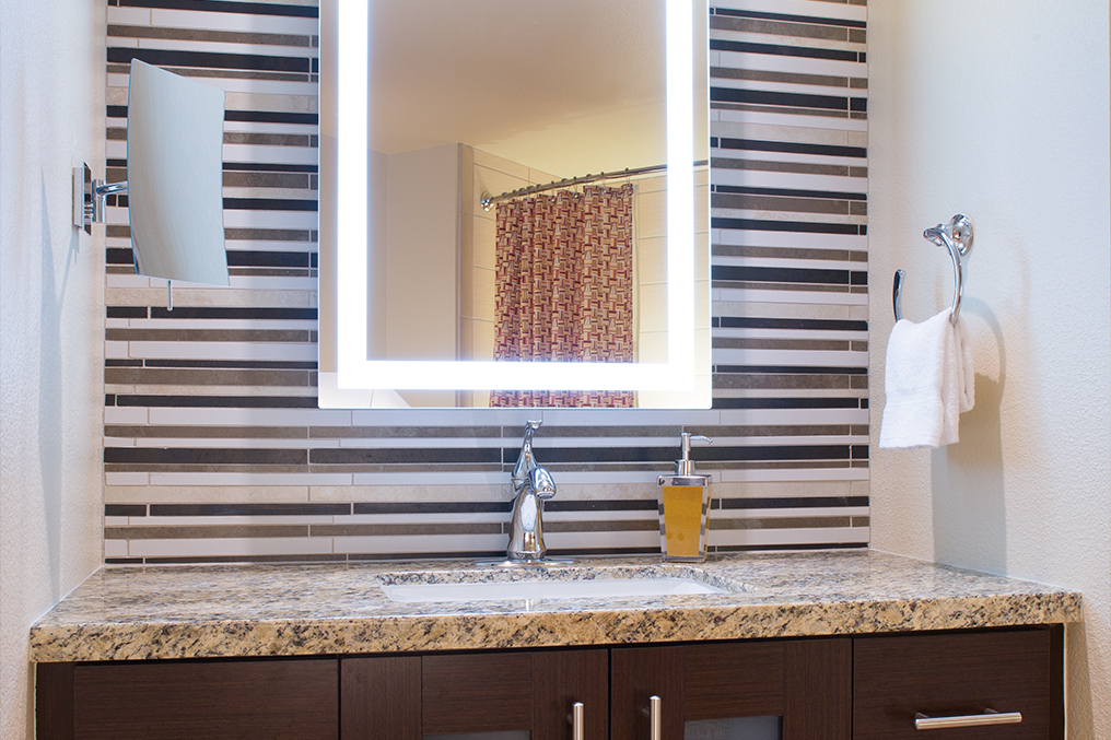 Marriott's Grand Chateau<span class='trademark'>®</span> 1-Bedroom/Bathroom (Tower 1). Marriott's Grand Chateau<span class='trademark'>®</span> is located in Las Vegas, Nevada United States.
