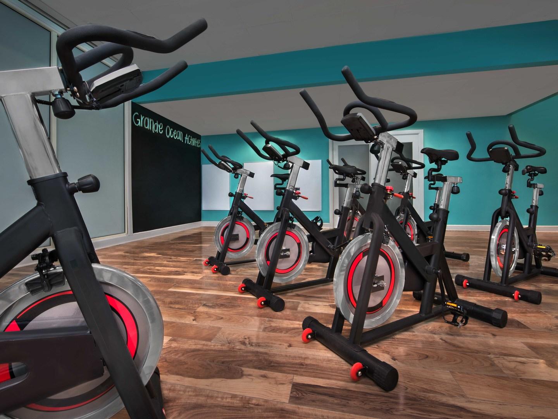 Marriott's Grande Ocean Fitness Center. Marriott's Grande Ocean is located in Hilton Head Island, South Carolina United States.
