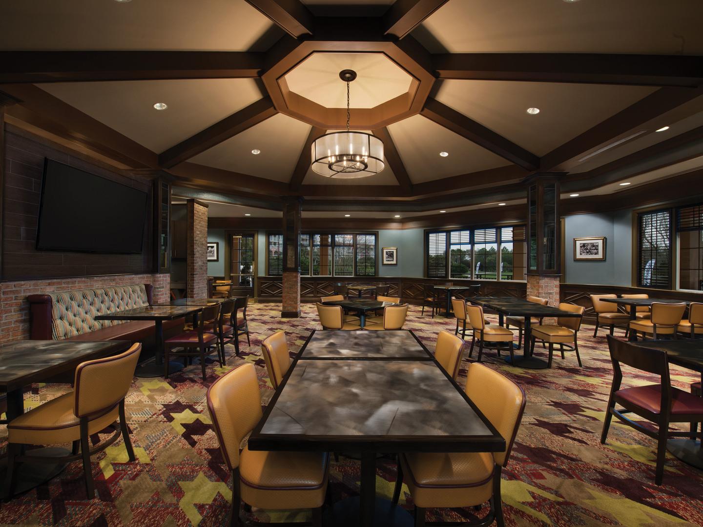 Marriott's Grande Vista The Grille Restaurant. Marriott's Grande Vista is located in Orlando, Florida United States.