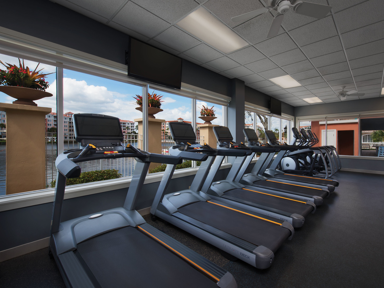 Marriott's Grande Vista Fitness Center. Marriott's Grande Vista is located in Orlando, Florida United States.