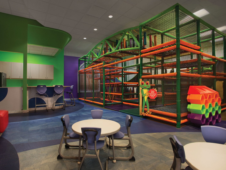 Marriott's Grande Vista Activities Center. Marriott's Grande Vista is located in Orlando, Florida United States.