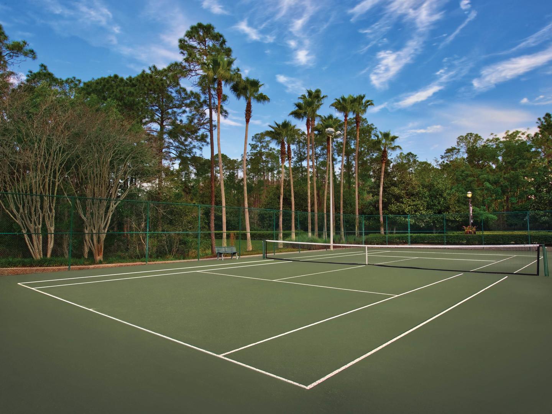 Marriott's Grande Vista Resort Tennis. Marriott's Grande Vista is located in Orlando, Florida United States.