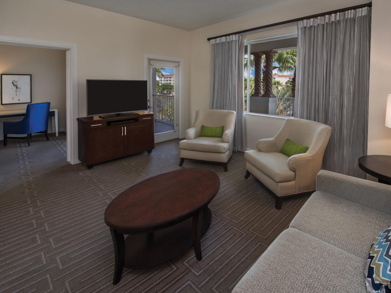 Marriott's Grande Vista Villa Living Room. Marriott's Grande Vista is located in Orlando, Florida United States.