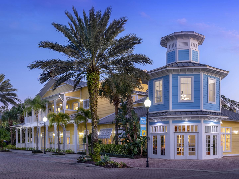 Marriott's Harbour Lake Resort Exterior. Marriott's Harbour Lake is located in Orlando, Florida United States.
