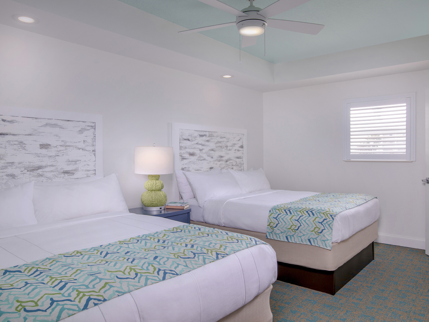 Marriott's Harbour Lake Guest Bedroom. Marriott's Harbour Lake is located in Orlando, Florida United States.
