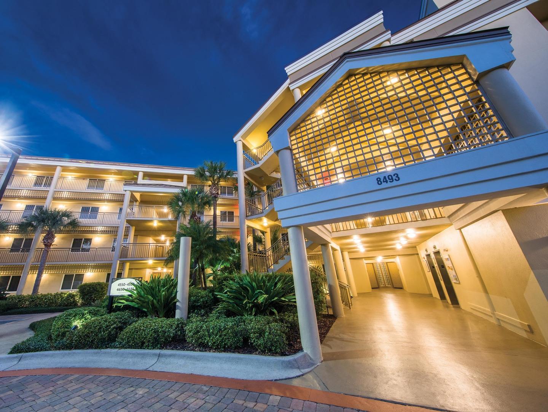 Marriott's Imperial Palms Resort Exterior. Marriott's Imperial Palms is located in Orlando, Florida United States.