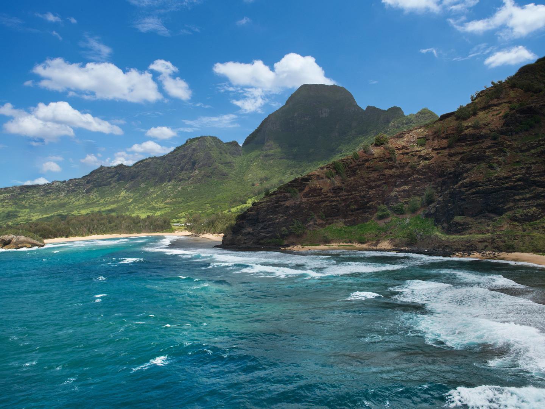 Marriott's Kaua'i Beach Club Beach Mountain View/Seaside Cliffs. Marriott's Kaua'i Beach Club is located in Līhuʻe, Kaua'i, Hawai'i United States.