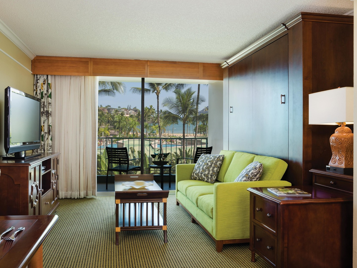 Accommodations | Marriott's Kauai Beach Club | Lihue, Kauai ... on
