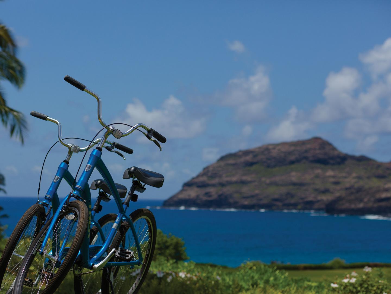 Marriott's Kaua'i Lagoons – Kalanipu'u Activities/Bikes. Marriott's Kaua'i Lagoons – Kalanipu'u is located in Līhuʻe, Kaua'i, Hawai'i United States.