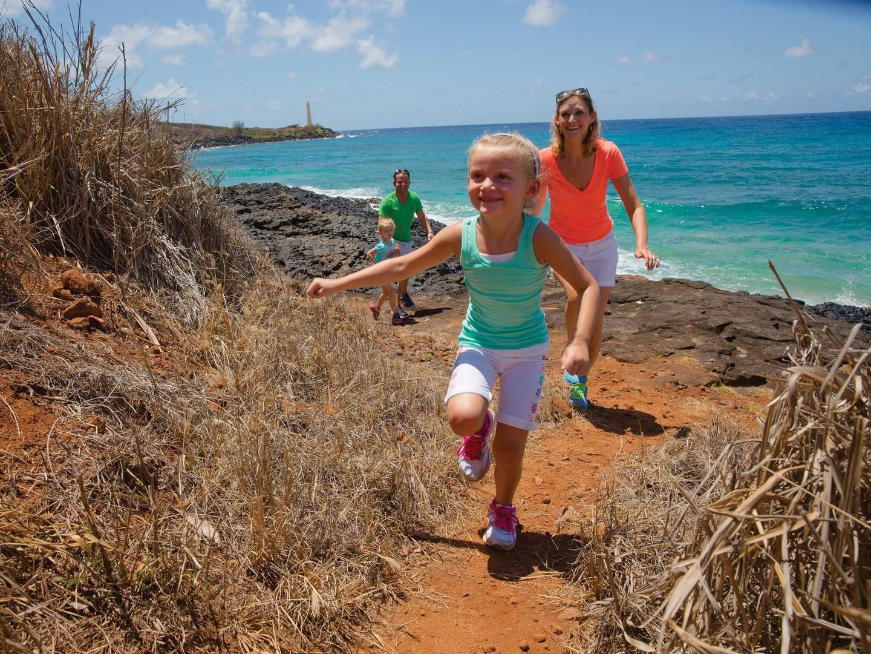 Marriott's Kaua'i Lagoons – Kalanipu'u Activities/Hiking. Marriott's Kaua'i Lagoons – Kalanipu'u is located in Līhuʻe, Kaua'i, Hawai'i United States.