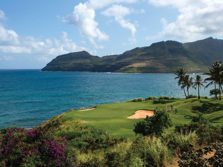 Marriott's Kaua'i Lagoons – Kalanipu'u Golf/Mountain View. Marriott's Kaua'i Lagoons – Kalanipu'u is located in Līhuʻe, Kaua'i, Hawai'i United States.