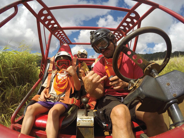 Marriott's Kaua'i Lagoons – Kalanipu'u Destination Excursion/ATV. Marriott's Kaua'i Lagoons – Kalanipu'u is located in Līhuʻe, Kaua'i, Hawai'i United States.