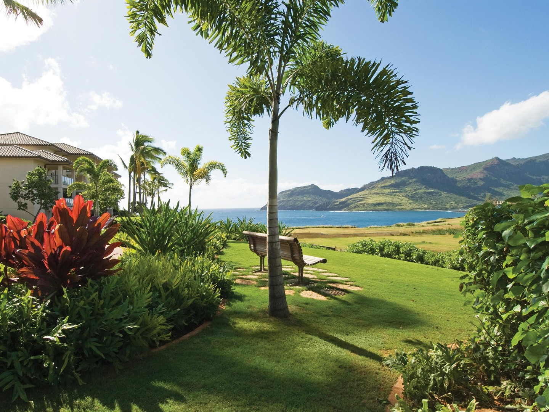 Marriott's Kaua'i Lagoons – Kalanipu'u Resort Grounds/Mountain View. Marriott's Kaua'i Lagoons – Kalanipu'u is located in Līhuʻe, Kaua'i, Hawai'i United States.