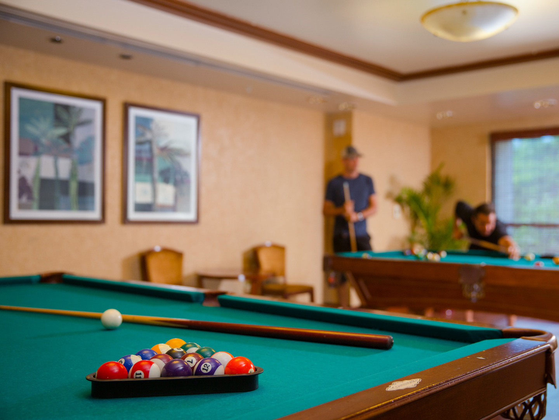 Marriott's Ko Olina Beach Club Recreation Room/Billiards. Marriott's Ko Olina Beach Club is located in Kapolei, O'ahu, Hawai'i United States.