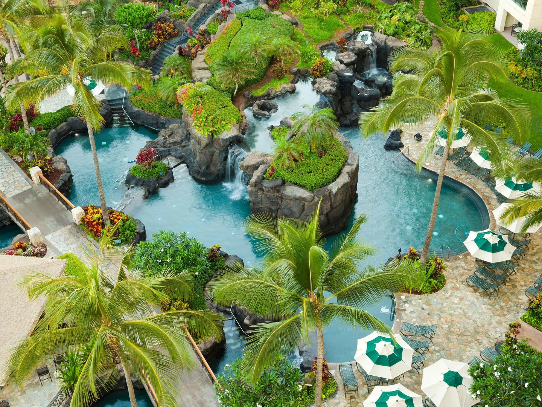 Resort Overview Marriott S Ko Olina Beach Club