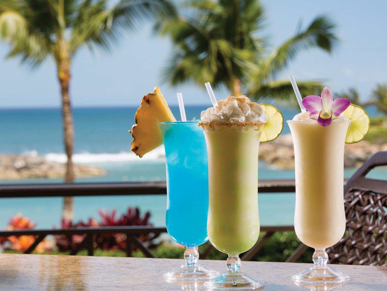 Marriott's Ko Olina Beach Club Pool Bar. Marriott's Ko Olina Beach Club is located in Kapolei, O'ahu, Hawai'i United States.