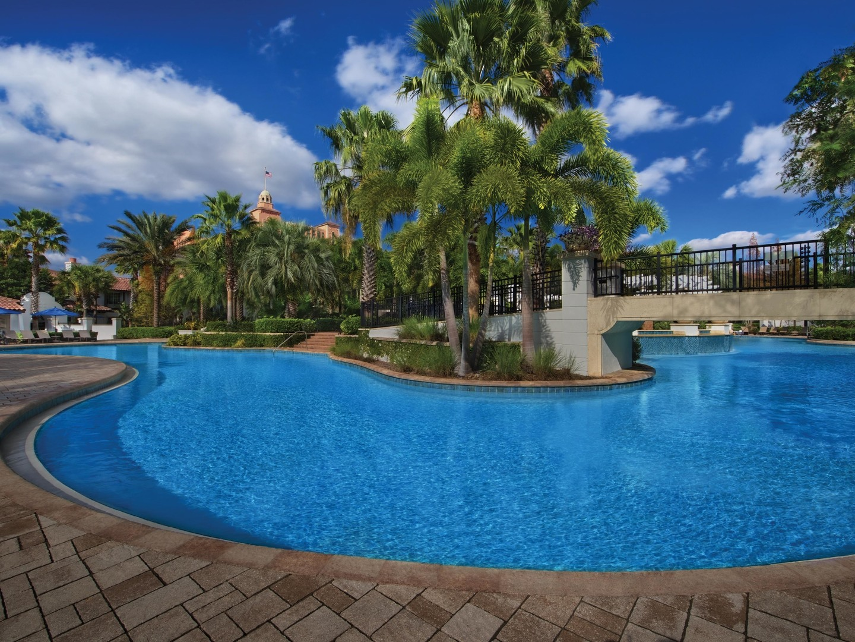 Marriott's Lakeshore Reserve Main Pool/Lazy River. Marriott's Lakeshore Reserve is located in Orlando, Florida United States.