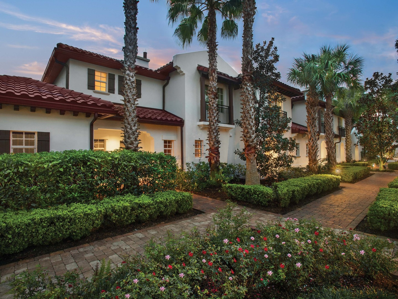 Marriott's Lakeshore Reserve Resort Exterior. Marriott's Lakeshore Reserve is located in Orlando, Florida United States.