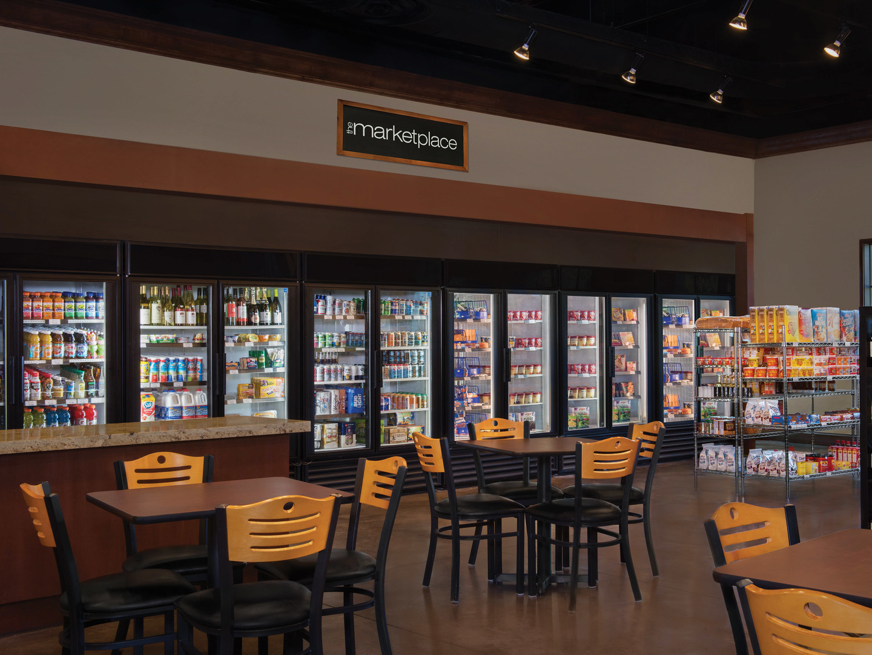 Marriott's Lakeshore Reserve Marketplace. Marriott's Lakeshore Reserve is located in Orlando, Florida United States.