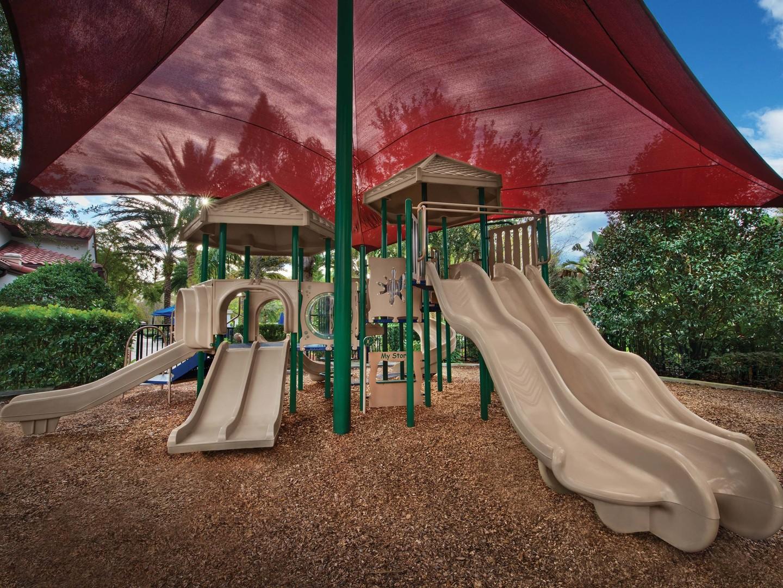 Marriott's Lakeshore Reserve Playground. Marriott's Lakeshore Reserve is located in Orlando, Florida United States.